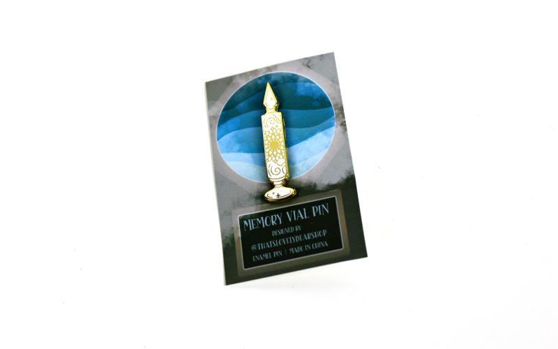 Memory Vial Pin