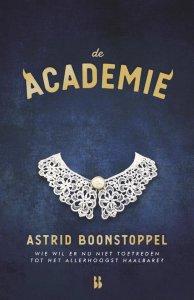 Boekrecensie   De Academie – Astrid Boonstoppel