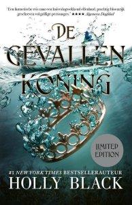 Boekrecensie   De gevallen koning – Holly Black