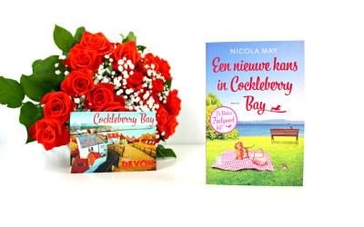 Boekrecensie | Een nieuwe kans in Cockleberry Bay – Nicola May