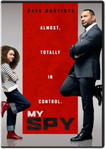 My Spy DVD