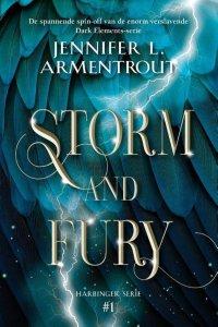 Storm & Fury - Jennifer L. Armentrout