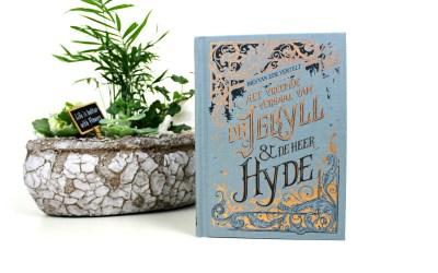 Boekrecensie | Het vreemde verhaal van Dr. Jekyll en de heer Hyde – Bies van Ede