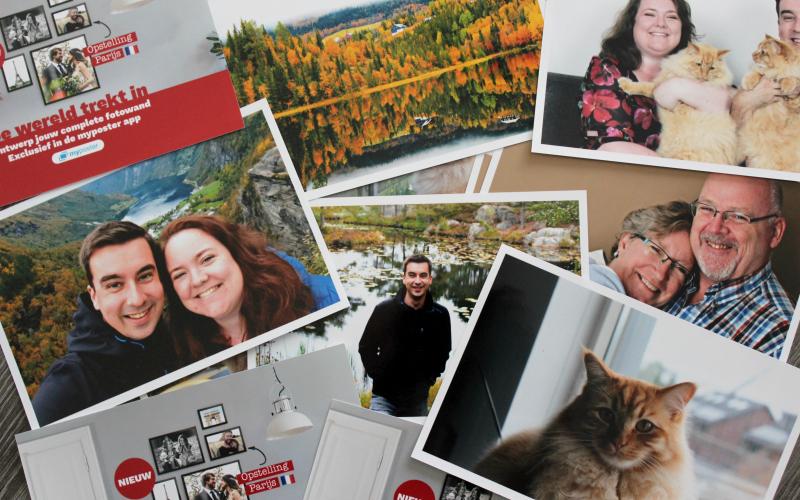 myposter fotoafdrukken