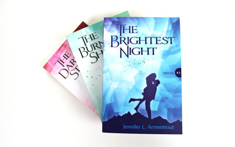 The Brightest Night - Jennifer L. Armentrout