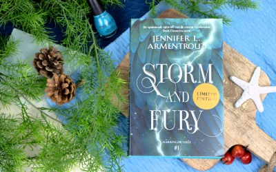 Boekrecensie | Storm & Fury – Jennifer L. Armentrout