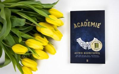Boekrecensie | De Academie – Astrid Boonstoppel
