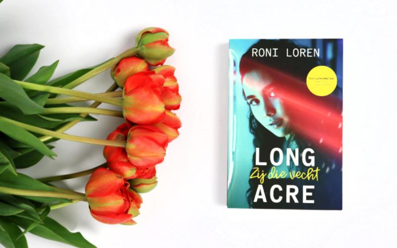 Zij die vecht - Roni Loren