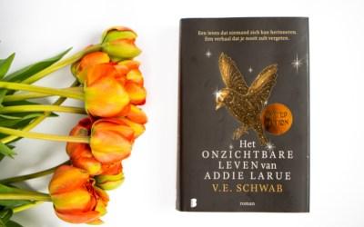 Boekrecensie | Het onzichtbare leven van Addie LaRue – V.E. Schwab