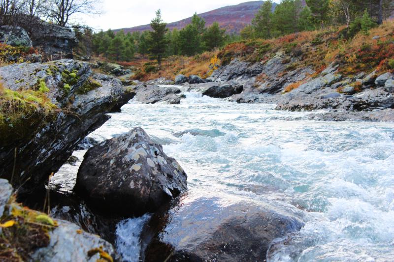 Pitstop Noorwegen