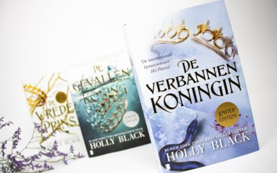 Boekrecensie | De Verbannen Koningin – Holly Black