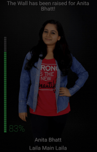 Anita Bhatt Rising Star Contestant 2017 Season 1