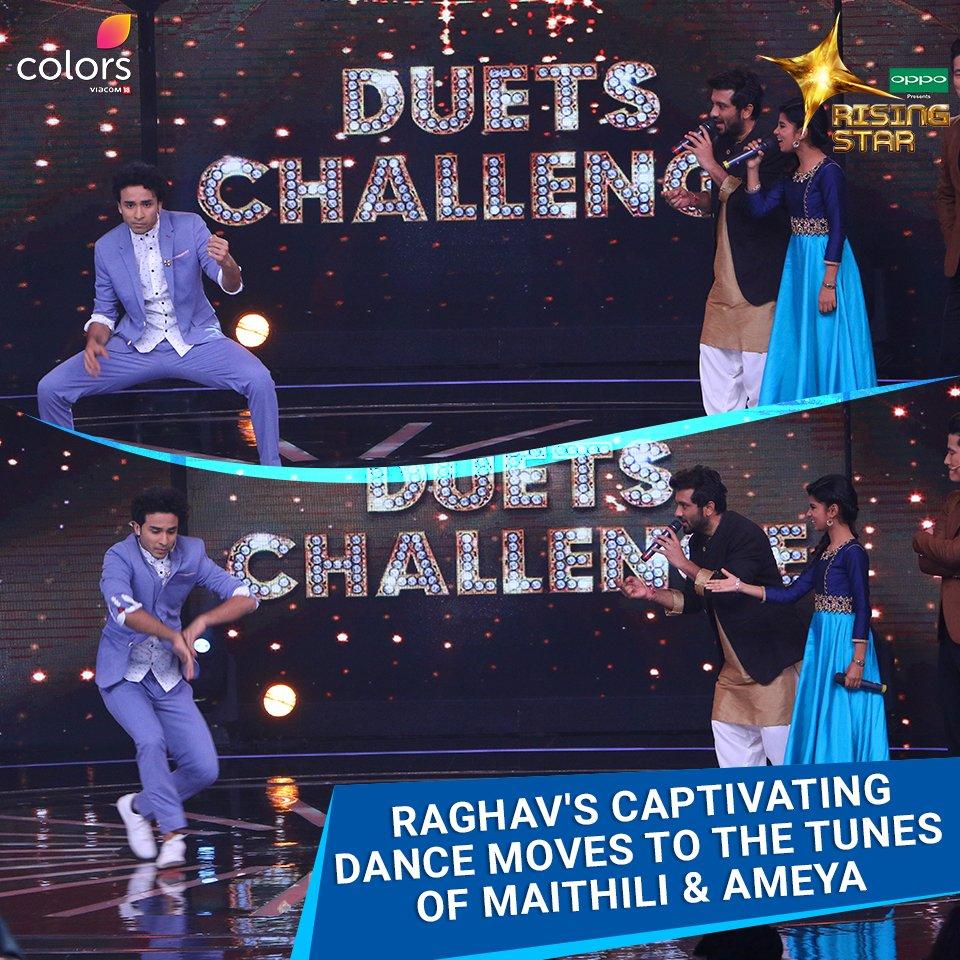 Maithili ameya Duets challenge Rising star India 2017