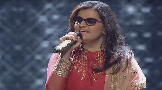 Top-9-contestants-The Voice India 2017 season 2-neha-Bhanushali