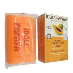 Idole Papaya Whitening Soap