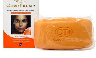Clear Therapy Soap