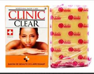 Clinic Clear Soap