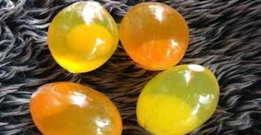 Collagen Egg Soap