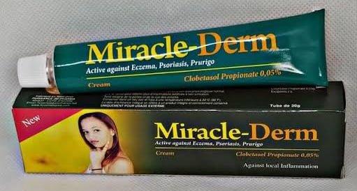 Miracle Derm Cream