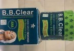 BB Clear Face Cream