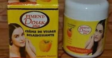 Piment Doux Face Cream