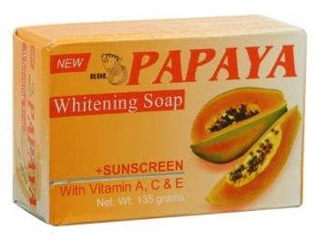RDL Papaya Whitening Soap