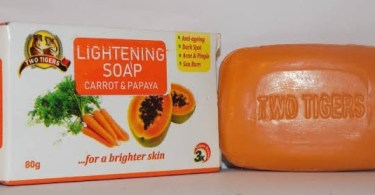 Two Tigers Lightening Soap