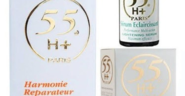 55H+ Body Lotion