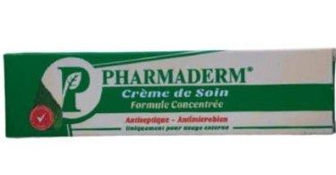 Pharmaderm tube cream
