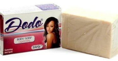 Dodo White Up Soap