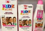 kidz and more lotion review
