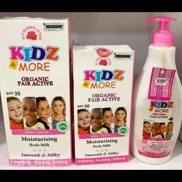kidz and more lotion