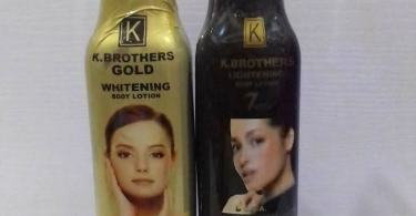 K Brothers lotion