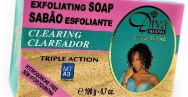 Diva Maxi Tone Soap