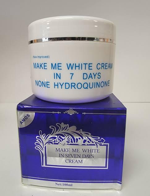 Make Me White Face Cream