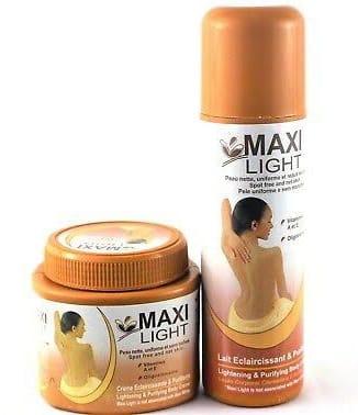 Maxi Light Bleaching Cream