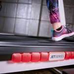 Reebok Jet 100 Treadmill review running surface