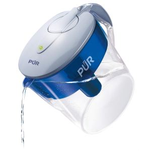 PUR CR1100CV Water Filtration Pitcher