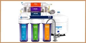 Best under sink water filtration system