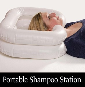 Duro Med DMI Inflatable Shampoo Bowl