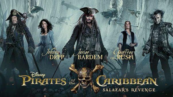 Pirates of the Caribbean  Salazar s Revenge (2017) • reviewsphere 5032eb1988d55