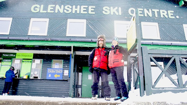 Ski Spree at Scotland's Glenshee