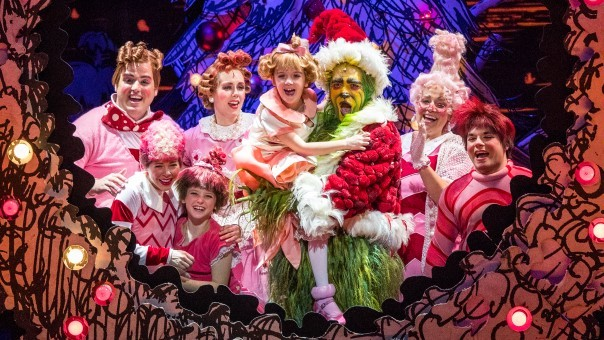 How The Grinch Stole Christmas @ Festival Theatre • reviewsphere