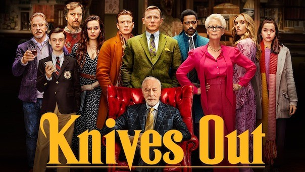 Knives Out (2019) • reviewsphere