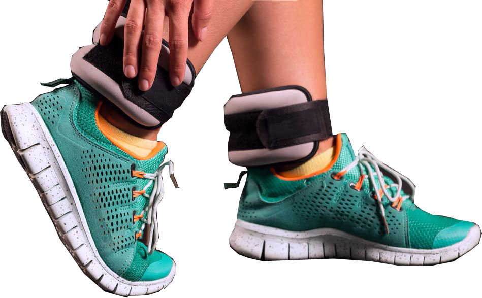 ankle weights benefits