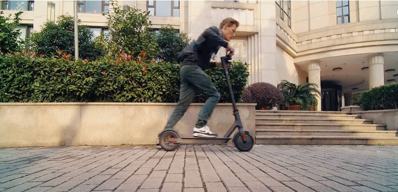 Xioami Electric Scooter review