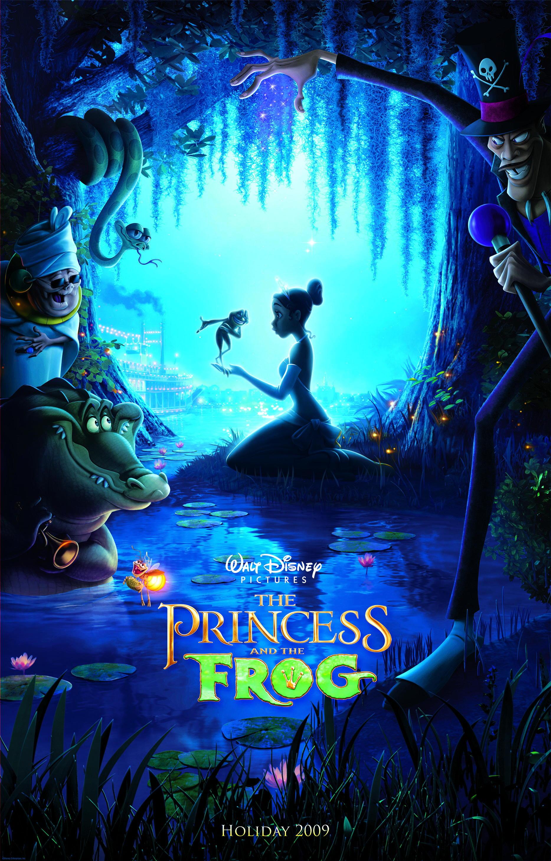Princess Tiana Cartoons Character