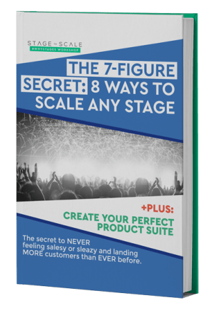 8 Ways to Scale any Stage by Pete Vargas