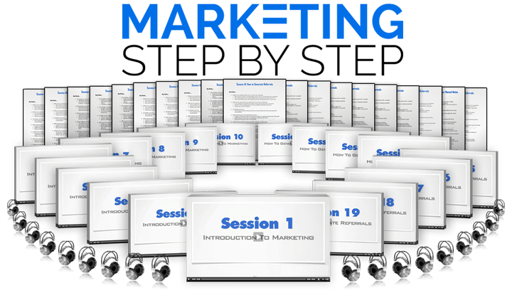 marketing step by step