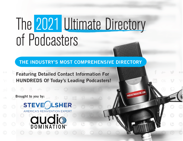 Ultimate Directory of Podcasters